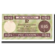Billet, Pologne, 5 Cents, 1973, 1973-07-01, KM:FX49, SUP+ - Poland