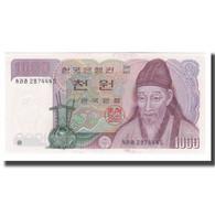Billet, South Korea, 1000 Won, Undated (1983), KM:47, NEUF - Corée Du Sud