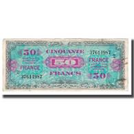 France, 50 Francs, 1945, TTB, Fayette:VF24.02, KM:122a - Schatkamer