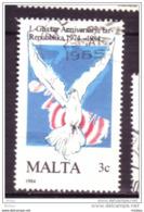 ##24, Malte, Malta, Oiseau, Colombe, Bird, Dove - Malta