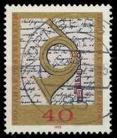 BRD 1972 Nr 739 Zentrisch Gestempelt X84F006 - [7] República Federal