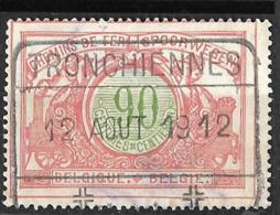 C0.280: TRONCHIENNES: TR40 : C_k : Station-Ontvangerij - 1895-1913
