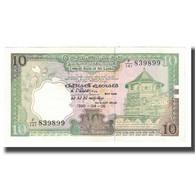 Billet, Sri Lanka, 10 Rupees, 1990, 1990-04-05, KM:96e, SUP - Sri Lanka
