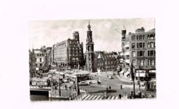 Muntplein.Tramway.Camion,autos. - Amsterdam