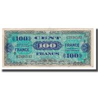 France, 100 Francs, 1944, TTB+, Fayette:VF25.03, KM:123a - Schatkamer