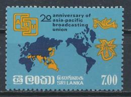 °°° SRI LANKA - Y&T N°685 - 1984 MNH °°° - Sri Lanka (Ceylon) (1948-...)