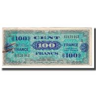 France, 100 Francs, 1944, TTB+, Fayette:VF25.05, KM:123a - Schatkamer