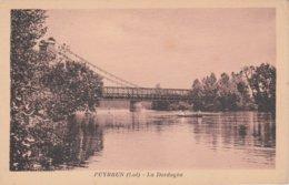 46 - PUYBRUN - La Dordogne - Frankreich