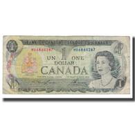 Billet, Canada, 1 Dollar, 1973, KM:85a, TB - Canada