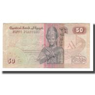 Billet, Égypte, 50 Piastres, 1981-1983, KM:55, TTB+ - Egypte
