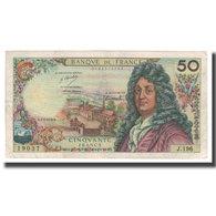 France, 50 Francs, 1972, 1972-03-02, TTB, Fayette:64.20, KM:148d - 1962-1997 ''Francs''