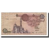 Billet, Égypte, 1 Pound, 1978 -2008, KM:50a, TTB+ - Egypte
