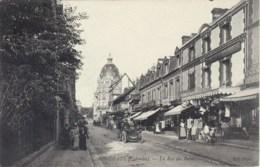 14 - Calvados -  HOULGATE  - La Rue Des Bains - Houlgate