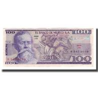 Billet, Mexique, 100 Pesos, 1978, 1978-07-05, KM:66b, SPL - Mexico