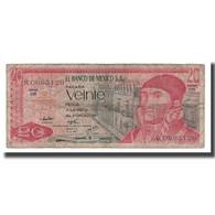 Billet, Mexique, 20 Pesos, 1976, 1976-07-08, KM:64c, B - Mexico