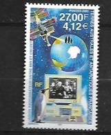 TAAF  2001   Liaison   Entre Mir Et Crozet      Cat Yt   N° 295   N** MNH - Ongebruikt