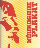 "Raamat ""Nõukogude Plakat"" Kirjutanud Maria Lafont / Libro In Lingua Estone Poster Sovietico Di Maria Lafont - Boeken, Tijdschriften, Stripverhalen"