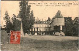 3PSOM 927. COURPALAY - CHATEAU DE LA GRANGE - Francia