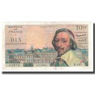 France, 10 Nouveaux Francs, 1961, 1961-02-02, SUP+, Fayette:57.14, KM:142a - 1959-1966 Francos Nuevos