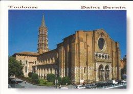 31----TOULOUSE--la Basilique Saint-sernin ( XIè - XIIè S. )--voir 2 Scans - Toulouse