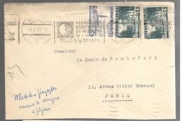 24436 - De GDYNIA Pour La France - 1919-1939 Republic
