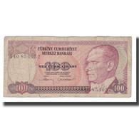 Billet, Turquie, 100 Lira, L.1970 (1984), KM:194b, B+ - Turkije