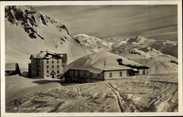 Cp Airolo Kanton Tessin Schweiz, St Gotthard Hospiz - TI Ticino