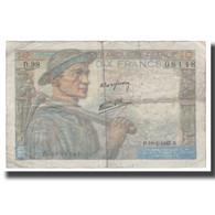 France, 10 Francs, 1945, 1945-04-19, TB, Fayette:08.13, KM:99b - 1871-1952 Antichi Franchi Circolanti Nel XX Secolo