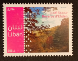 Lebanon 2011 MNH Stamp - 750L - Ehden Natural Reserve - Forest - Tree - Lebanon
