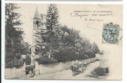 Ligueil , La Bonne Dame - France