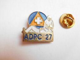 Beau Pin's , Médical , ADPC 27 , ASSOCIATION DEPARTEMENTALE DE PROTECTION CIVILE DE L'EURE - Geneeskunde