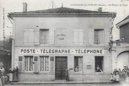 55)  COUSANCES  Aux  FORGES -  Le Bureau De Poste - Andere Gemeenten