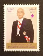 Lebanon 2011 MNH Mi 1532 MNH Stamp - President Franjiyeh - Lebanon