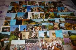 LOT DE 120 CARTES PROVENCE...PRINCIPALEMENT FOLKLORE...COSTUMES..ETC - 100 - 499 Cartes