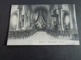 Belgique  België  ( 1503 )   Dottignies ( Mouscron  Moeskroen )    Ancienne église - Moeskroen