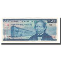 Billet, Mexique, 50 Pesos, 1976, 1976-07-08, KM:65b, SPL - Mexico