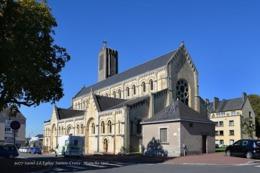 Saint- Lô (50)- Eglise Sainte-Croix (Edition à Tirage Limité) - Saint Lo