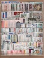 """Lot De Timbres De France Neufs """"Sous-faciale"""" (Remise De 50 %) - Collections"""
