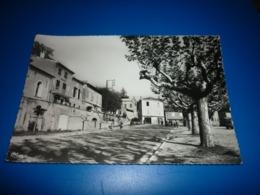 Carte Postale  Drome Allex Allée Des Platanes - Valence