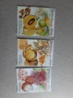 2019 Malaysia Sour Fruit Food Flower Flora Plant Tree Stamp Set MNH - Malaysia (1964-...)