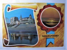 BELGIË - WEST-VLAANDEREN - NIEUWPOORT - Nieuwpoort