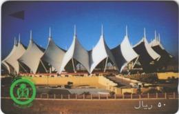 Saudi Arabia, GPT Magnetic Phone Card, Piglrims Airport - Arabia Saudita