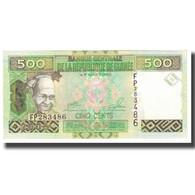 Billet, Guinea, 500 Francs, 1960, 1960-03-01, KM:39a, NEUF - Guinée