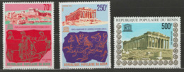 Bénin YT PA 286-288  XX / MNH Unesco - Benin - Dahomey (1960-...)