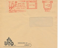 EMA 21 4 1958 – Donnez Vos Pneus Lisse Usagés Une Nou-velle Vie – Rechapage UBO - Cars