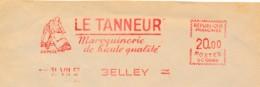 EMA 31 VII 57 – Le Tanneur, Un Tanneur Au Travail – Maroquinerie - Textiel