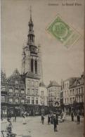 Kortrijk - Courtrai // Le Grand Place (oa Drukkerij) 19?? - Kortrijk