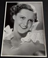 HANSI KNOTECK # Portrait # Altes Großes Sammelbild / Great Vintage Photo Card # [19-4378] - Fotos