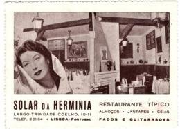 Lisboa Restaurante Solar Da Hermina - Lisboa