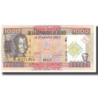 Billet, Guinea, 1000 Francs, 1960, 1960-03-01, KM:43, NEUF - Guinée